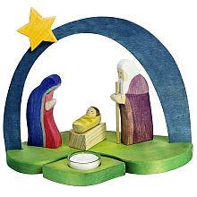 Weihnachtskrippe Für Kinder.Margarete Ostheimer Gmbh Wunderschöne Weihnachtskrippen Für Jung Alt